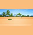 australian desert wild nature landscape background