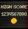 high score phrase vector image vector image
