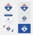 america logo premium vector image vector image