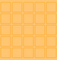 waffle seamless texture vector image