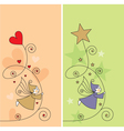 Elf hearts stars