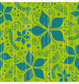 nature pattern with soft grunge vector image vector image