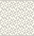Abstract geometric pattern inspired duvet