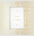 arabesque abstract element gold pattern