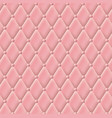 pink rhombus smooth texture pattern background vector image vector image