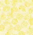 Lemon stamps seamless pattern vector image