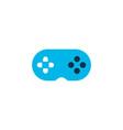 joystick icon colored symbol premium quality vector image