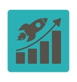 Startup Icon vector image vector image
