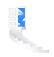 Stairs to sky vector | Price: 1 Credit (USD $1)