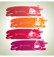 Sweet banners vector | Price: 1 Credit (USD $1)