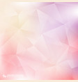 abstract gradient soft color pink and purple vector image