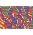 Colorful fantasy ethnic psychedelic ornamental