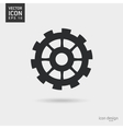 Gear icon design vector image vector image