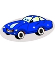 car cartoon vector image vector image