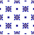 chinese pattern design vector image vector image