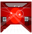 Club Dance Floor vector image
