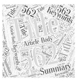 Home Depot Online Job Application Word Cloud vector image vector image