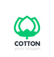Cotton icon logo element