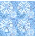 seamless pattern with spiral elements vector image