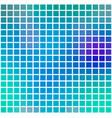 turquoise blue purple rounded mosaic background vector image