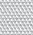 Abstract geometric triangle hexagon seamless vector image vector image