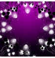 Hallucinogenic mushrooms Psilocybe vector image