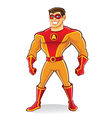 Handsome superhero vector | Price: 5 Credits (USD $5)