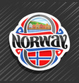 Logo for norway
