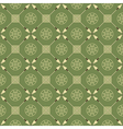 seamless pattern with arrows and symbols vector image