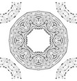 stylish texture for background creative ornament vector image