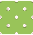 Baseball Seamless Pattern Sport Background vector image vector image
