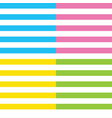 stripes background with horizontal lines vector image