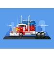Fura truckers vector image vector image