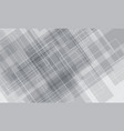 abstract white grey square line luxury background vector image vector image