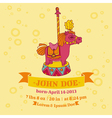 Baby Shower or Arrival Cards - Horse Theme