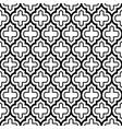 geometric seamless pattern moroccan tiles design vector image vector image