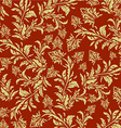 Royal Floral Background vector image vector image