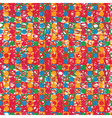 colors print pattern vector image vector image