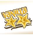vanilla vector image