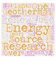 Renewable Fuels for Alternative Energy text vector image vector image