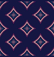 intricate pattern tile background vector image vector image