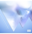 Abstract blurred background abstract template vector image vector image