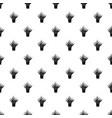 aloe housepot pattern seamless vector image vector image