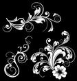 Flourish pack 1 vector image