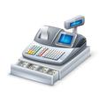 cash register vector image vector image