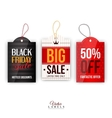 vintage sale tags labels emblems and banners vector image