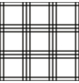 Tartan seamless pattern white vector image vector image