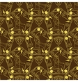 Egyptian seamless pattern vector image