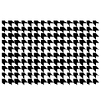 Chevron block pattern vector image vector image