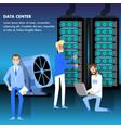 data center concept security monitoring access